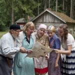 Pertti Heino, Merja Mäkelä, Annica Laine, Elisa Laine, Meeri Kimppa